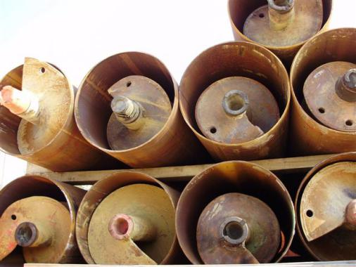 tubes acier-tarières-forage-fonçage-forage horizontal